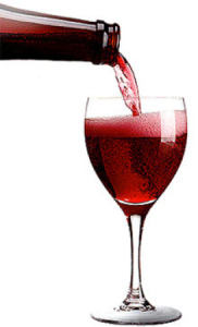 RED SPARKING WINE