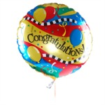 CONGRATS BALLOON